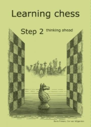Caiet de exercitii, Workbook Step 2 thinking ahead de la Chess Events Srl