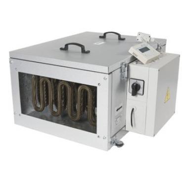 Centrala de ventilatie LCD MPA 1800 E3