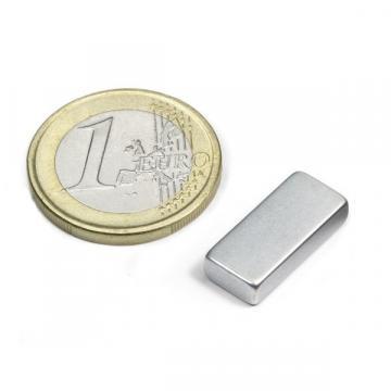 Magnet neodim bloc, 15x10x5 mm, putere 3 kg, N45 de la Arca Hobber Srl