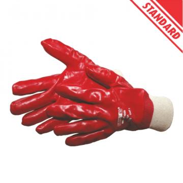 Manusi bumbac cu PVC protectie LT74050 de la Altdepozit Srl