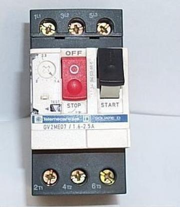 Motor starter Telemecanique GV2 ME10