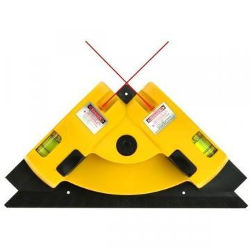 Nivela laser pentru unghi 90 de grade si goniometru laser