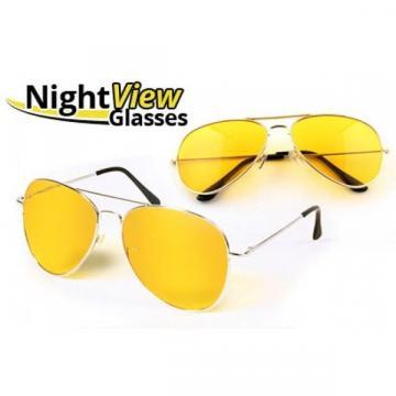 Ochelari de condus Night View Glasses cu protectie UV de la Startreduceri Exclusive Online Srl - Magazin Online - Cadour