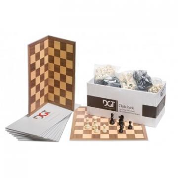 Set sah Club DGT (10 seturi) de la Chess Events Srl