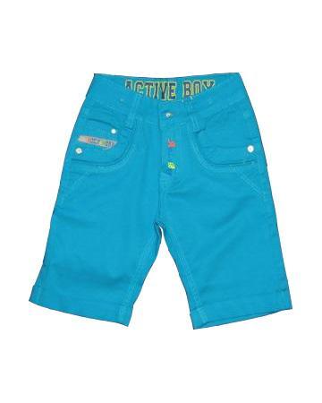 Pantaloni scurti, baieti, Active Boys, bleu de la A&P Collections Online Srl-d