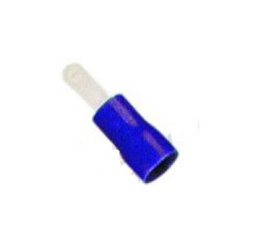 Papuc T (faston), 2.8x0.8mm, sectiune 1.5-2.5mm izolatie PVC