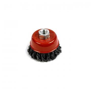 Perie sarma rotativa cu toroane Strend Pro TCB-500, 125 mm
