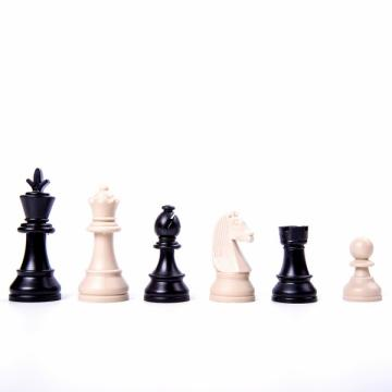 Piese plastic sah Staunton 6 - Star de la Chess Events Srl