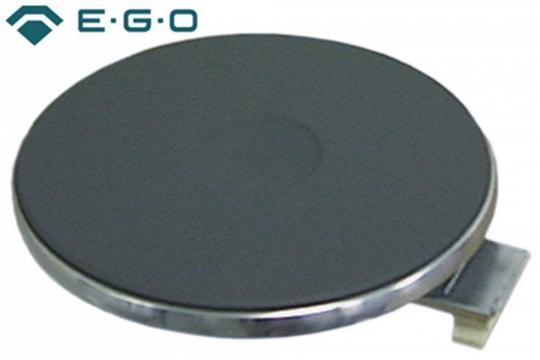 Plita electrica 180 mm, 1500 W, 230 V, 4 cleme cu surub