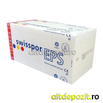 Polistiren expandat Swisspor EPS80 de la Altdepozit Srl