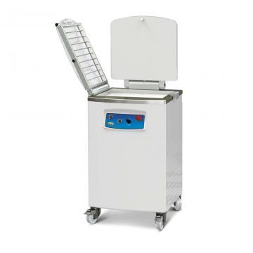 Portionator semi-automat cu grilaj MAC PAN MSQG de la GM Proffequip Srl
