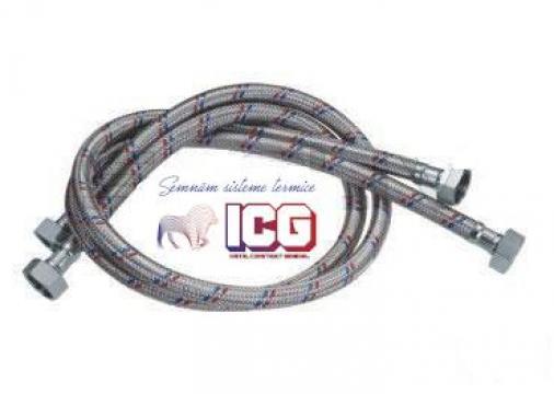 Racord apa 1/2 - 1/2 x 30 cm de la ICG Center