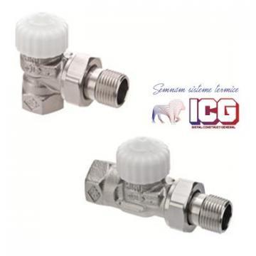 Robinet termostatic Calypso Exact de la ICG Center