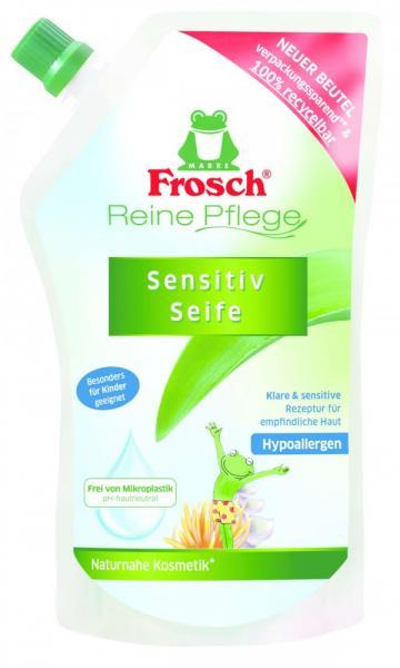 Rezerva sapun lichid pentru copii 500ml Frosch