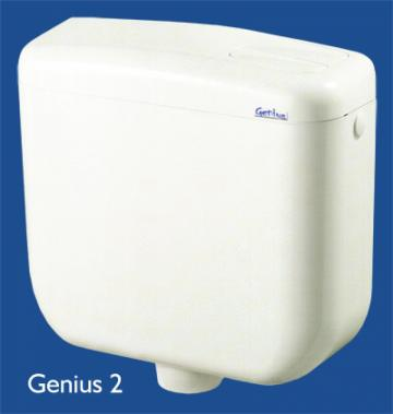 Rezervor WC Genius2 de la Altdepozit Srl