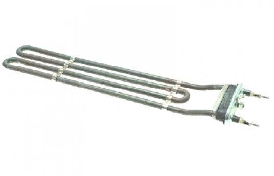Rezistenta 4000W, 230V, L=350mm, 1 circuit incalzire