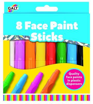 Set 8 culori - pictura pe fata de la A&P Collections Online Srl-d