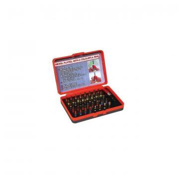 Set profesional 41 biti, Strend Pro EVE-12113, Bit 25 mm, S2