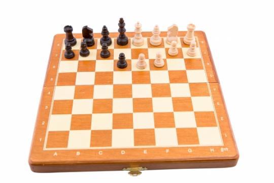 Set sah magnetic - lemn - kh 46mm - Texma de la Chess Events Srl
