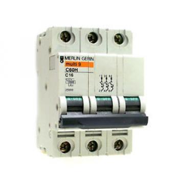 Siguranta automata 3P, 16A Merlin Gerin de la Kalva Solutions Srl