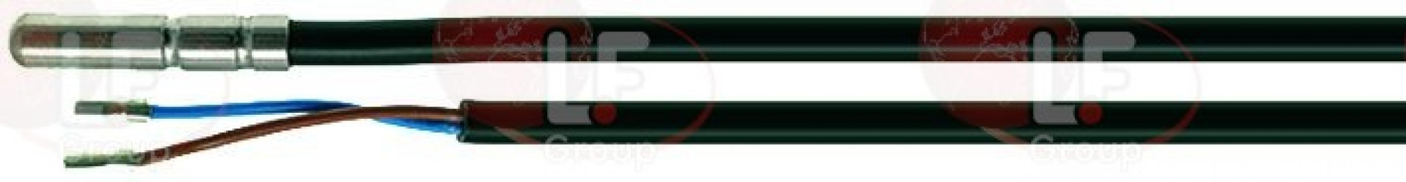 Sonda de temperatura PTC 1kOhm, cablu silicon, -40...+150*C