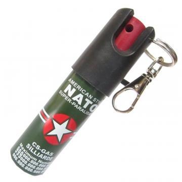Spray piper paralizant, iritant, lacrimogen, Nato, 20 ml de la Dali Mag Online Srl