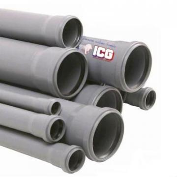 Teava PVC cu garnitura 110x0.25 ml de la ICG Center