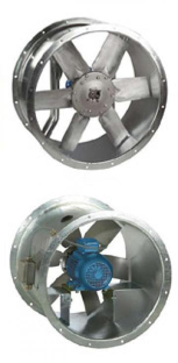 Ventilator axial casetat TGT/2-560-6/-5.5