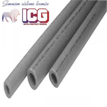 Tub izolatie conducte 2 m, 15 mm