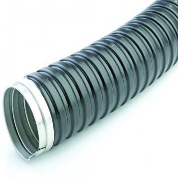 Tub spiralat 21 mm metal + izolatie 50m/colac de la Spot Vision Electric & Lighting Srl