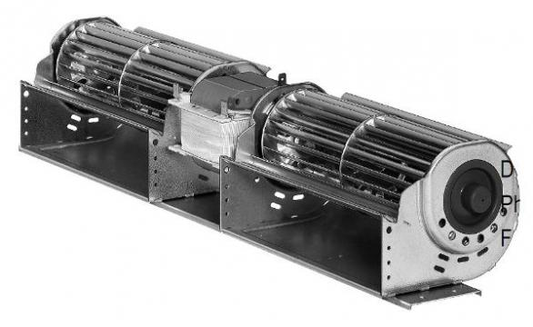 Ventilator tangential QLZ06/2424-3038 de la Ventdepot Srl