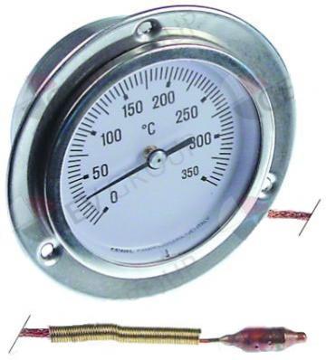 Termometru mecanic temperatura max. 350*C, 60mm