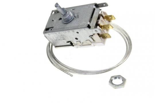 Termostat reglabil pentru combina frigorifica Ranco K59L2184 de la Kalva Solutions Srl