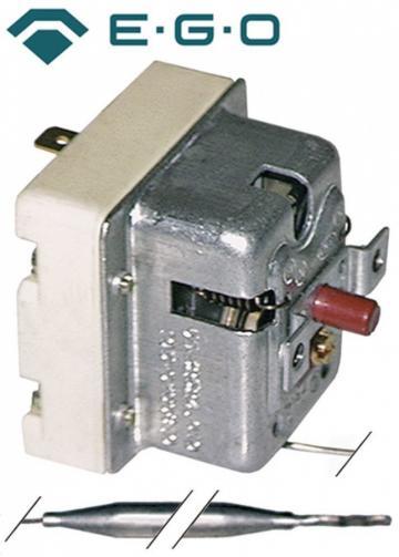 Termostat de siguranta 150*C, 1 pol, 0.5A, bulb 4mmx120mm