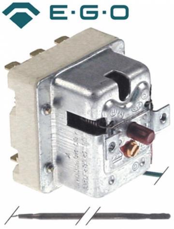 Termostat de siguranta 480C, 3 poli, 20A, bulb 4mmx230mm