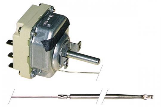 Termostat trifazic reglabil 50-300*C, 16A, bulb 4mmx292mm de la Kalva Solutions Srl
