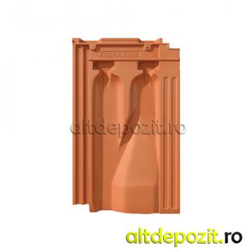 Tigla ceramica aerisire Francia de la Altdepozit Srl