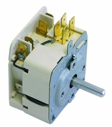 Timer MS65 2CO 250V 16A, diametru 6x4.6mm de la Kalva Solutions Srl