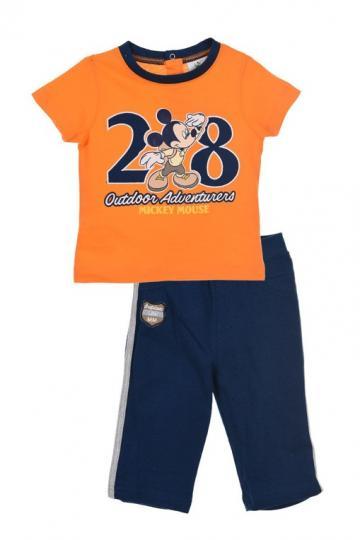 Set tricou - pantalon pentru baieti