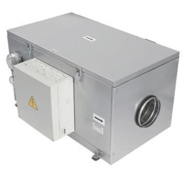 Centrala de ventilatie LCD VPA 150-3.4-1 de la Ventdepot Srl