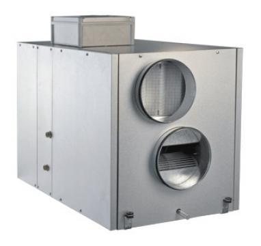Centrala tratare aer VUT 300-1 WH EC