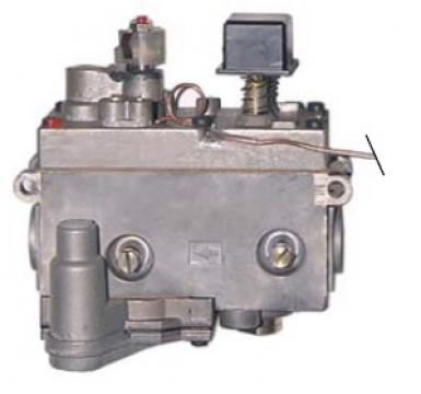 Valva de gaz Minisit 0.710.757, 110-190*C