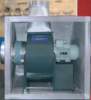 Ventilator centrifugal Box HP350 950rpm 1.5kW 230V