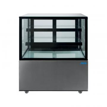 Vitrina frigorifica refrigerare ventilata Saro Jasmin de la GM Proffequip Srl