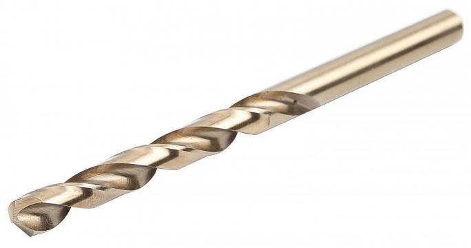 Burghie CO5% HSS cobalt 2.5 mm (industrial) de la Micul Gospodar
