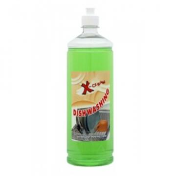 Detergent 1 litru pentru vase cu balsam Fada, Aqa Choice