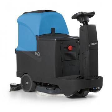 Masina automata pentru spalat pardoseli Fimap MxR de la Sanito Distribution Srl