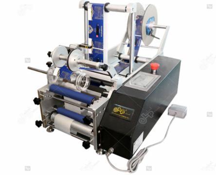 Masina de etichetat semi-automata, standard LP-LMT-200 de la Label Print Srl