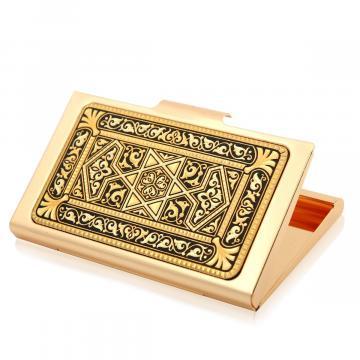 Port card incrustat cu aur - Toledo