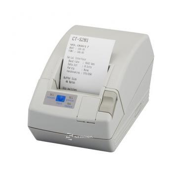 Imprimanta POS Citizen CT-S281 conectare RS232 de la Sedona Alm
